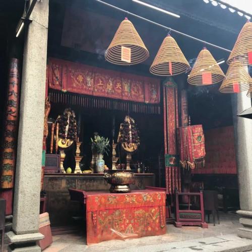 Templo de Pak Tai