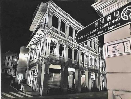 Avenida de Almeida Ribeiro