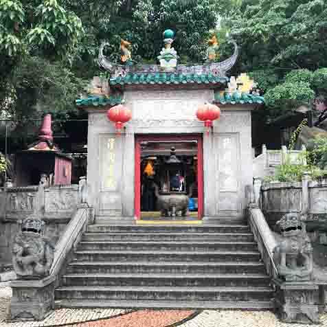 Templo de A-Má