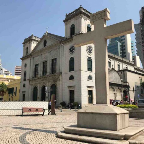 澳门主教座堂(大堂)
