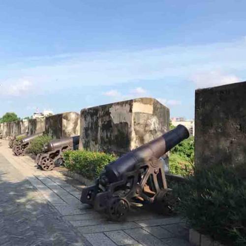 大炮台(圣保禄炮台)